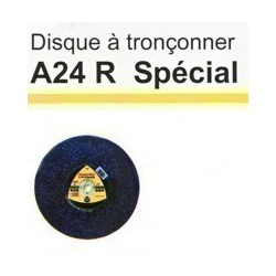 DISQUE à tronçonner A24R SPECIAL 300x3.5x25.4 KLINGSPOR