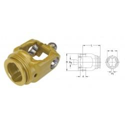 MACHOIRE Walterscheid DE TUBE A GORGE RG 2480 PRS4 SC25 SPB10 92